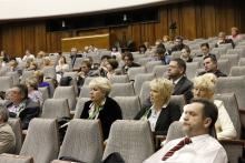 Конференция, посвященная международному дню борьбы с наркоманией