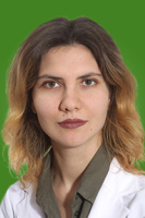 Блинова Анастасия Сергеевна